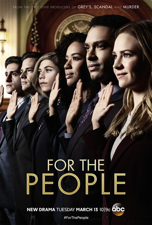 For the People (2018) : Afis