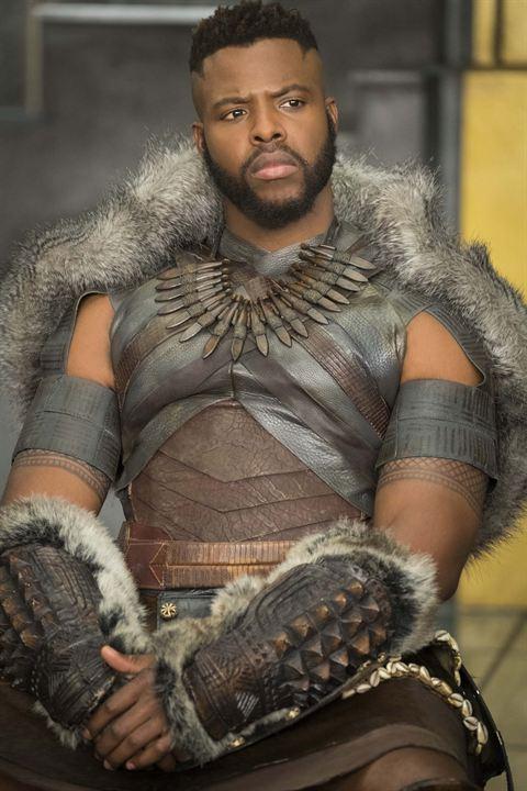 Black Panther : Fotograf Winston Duke