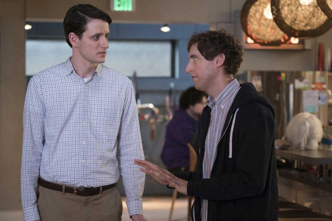 Fotograf Thomas Middleditch, Zach Woods