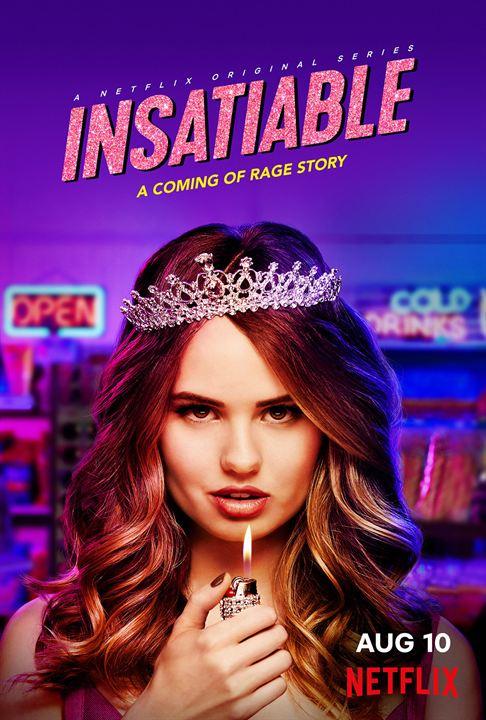 Insatiable : Afis