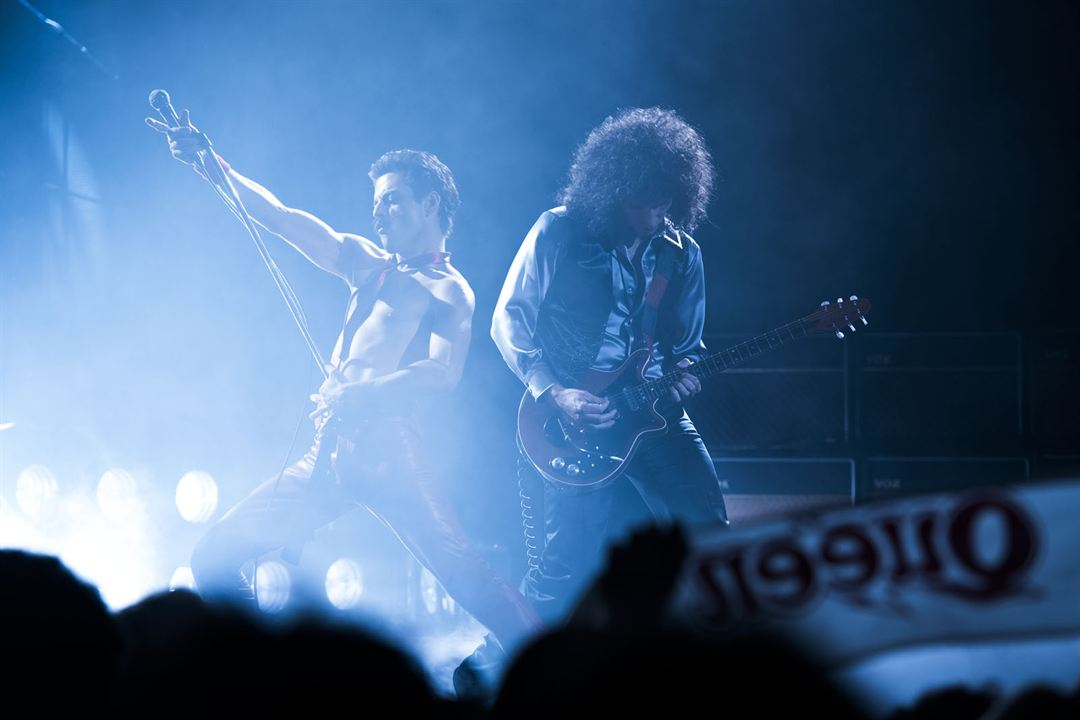Bohemian Rhapsody : Fotograf Gwilym Lee, Rami Malek