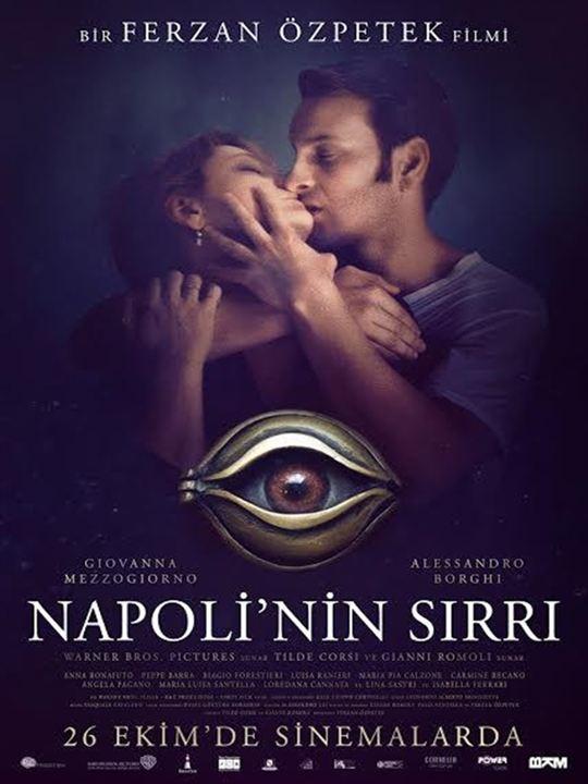 Napoli'nin Sirri : Afis