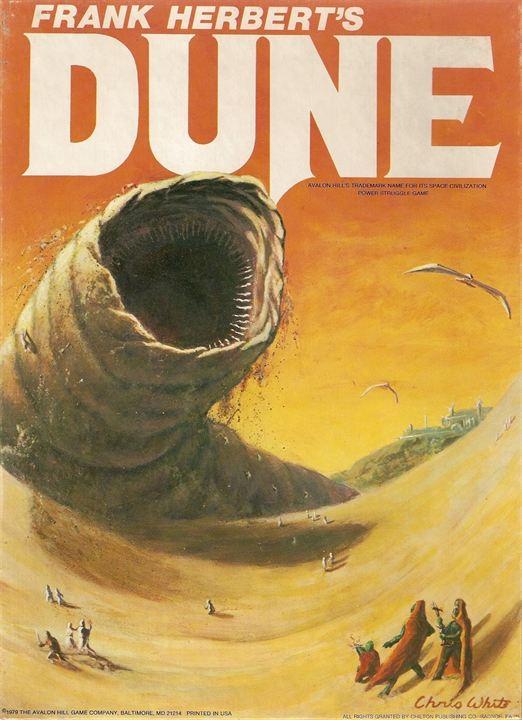 Dune : Afis