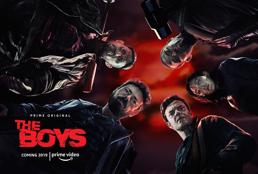 The Boys : Afis