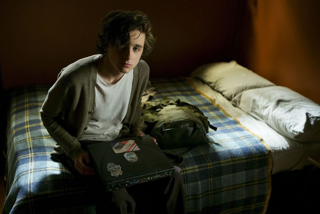 Beautiful Boy : Fotograf Timothée Chalamet