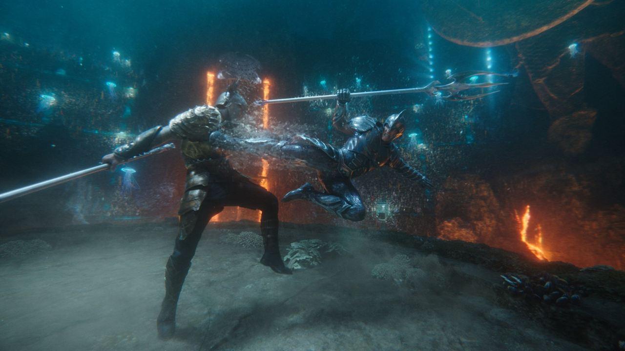 Aquaman : Fotograf