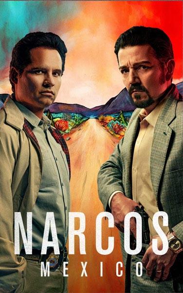 Narcos: Mexico : Afis