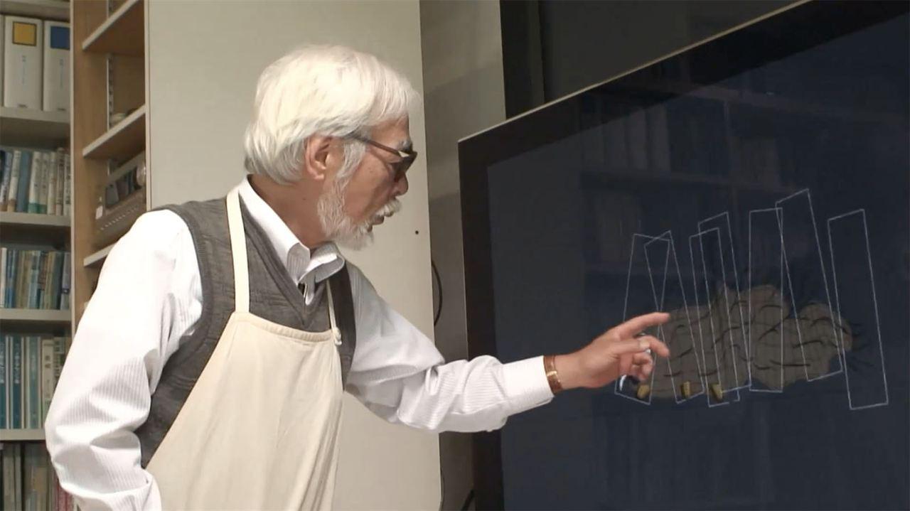 Fotograf Hayao Miyazaki