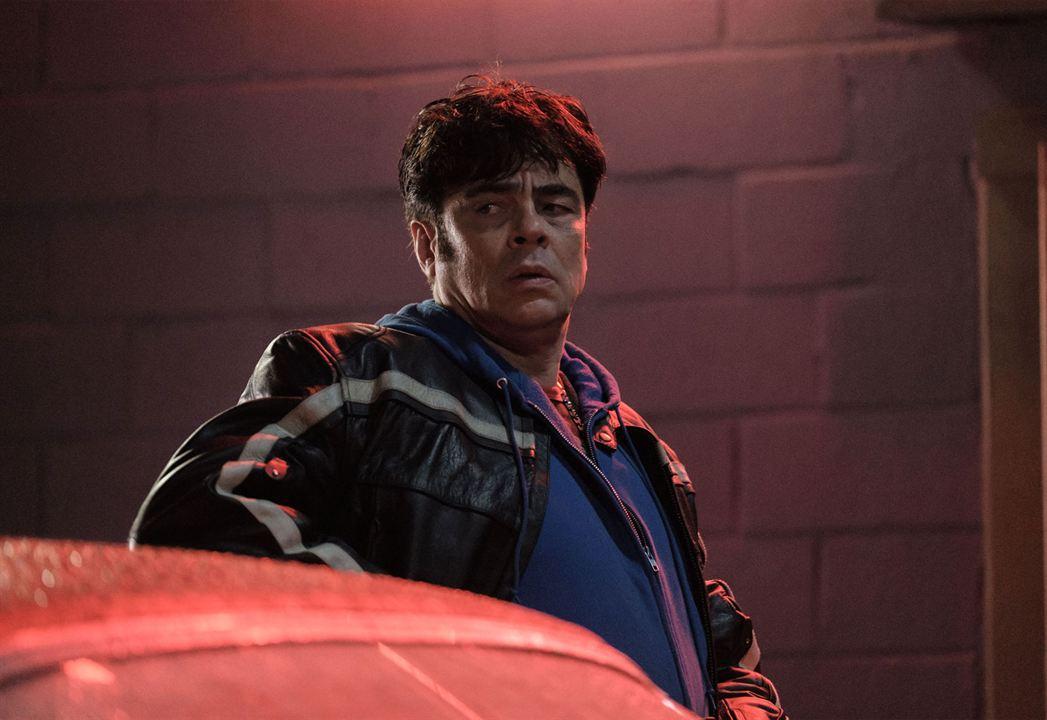 Fotograf Benicio Del Toro