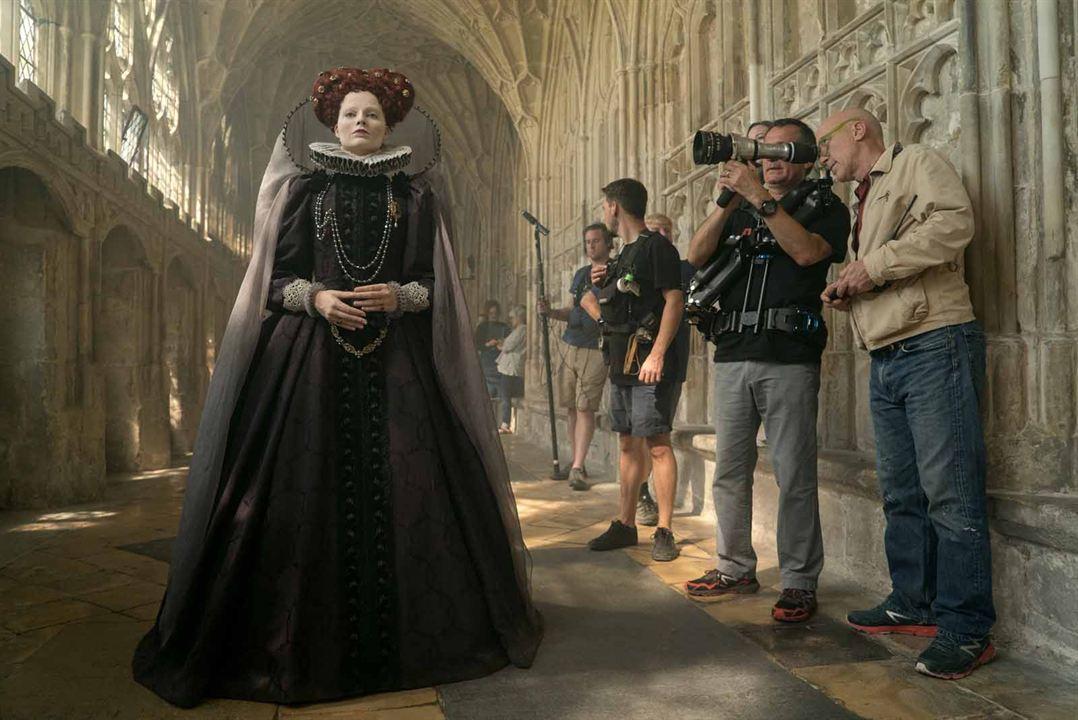Iskoçya Kraliçesi Mary : Fotograf Margot Robbie