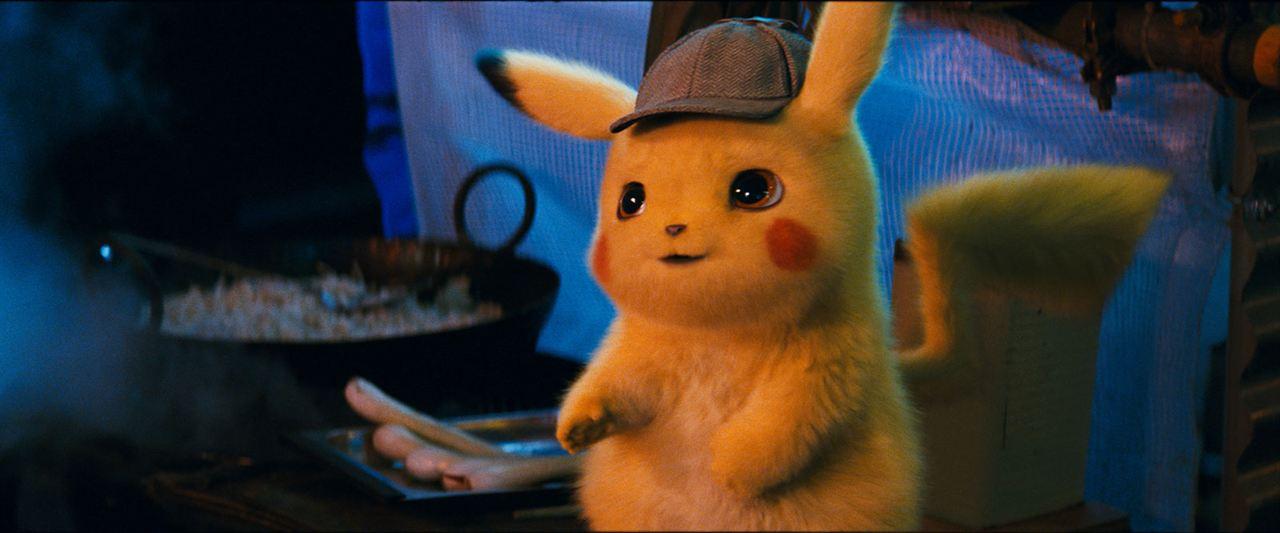 Pokemon Dedektif Pikachu ile ilgili görsel sonucu