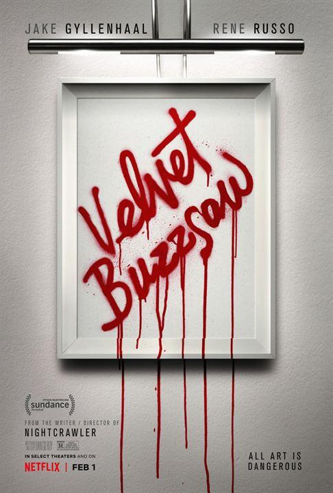 Velvet Buzzsaw : Afis