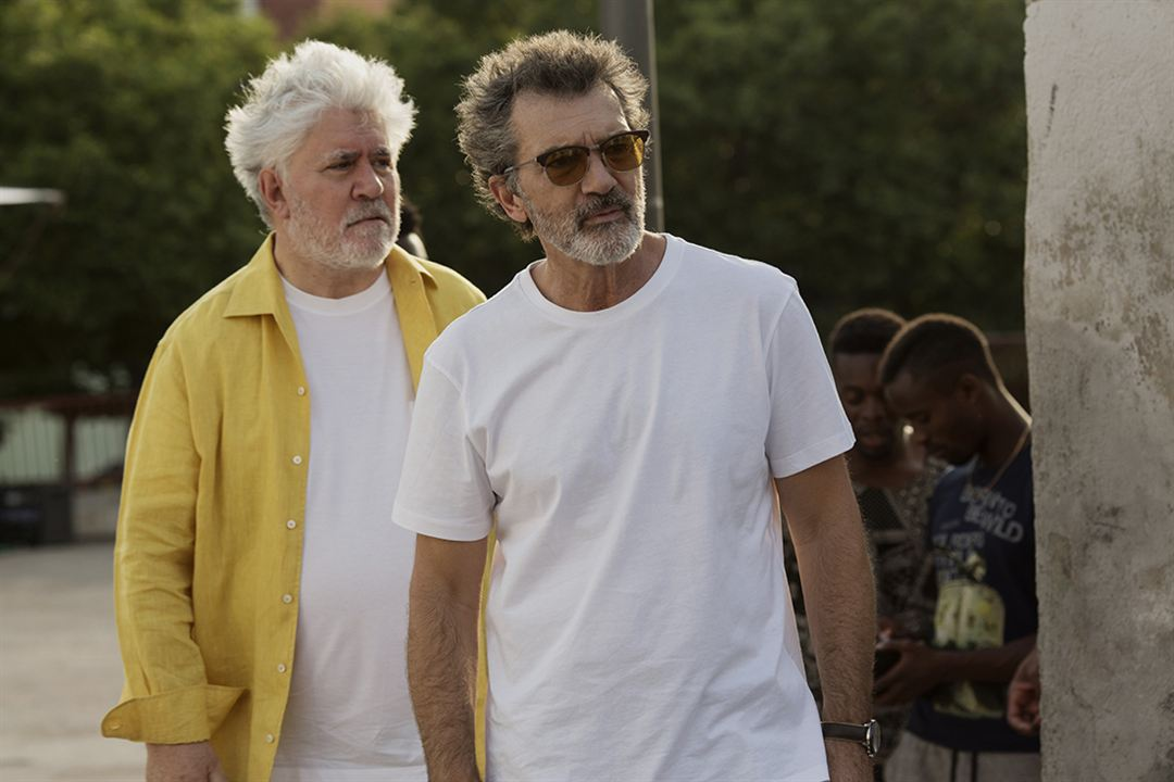 Aci ve Zafer : Fotograf Antonio Banderas, Pedro Almodóvar