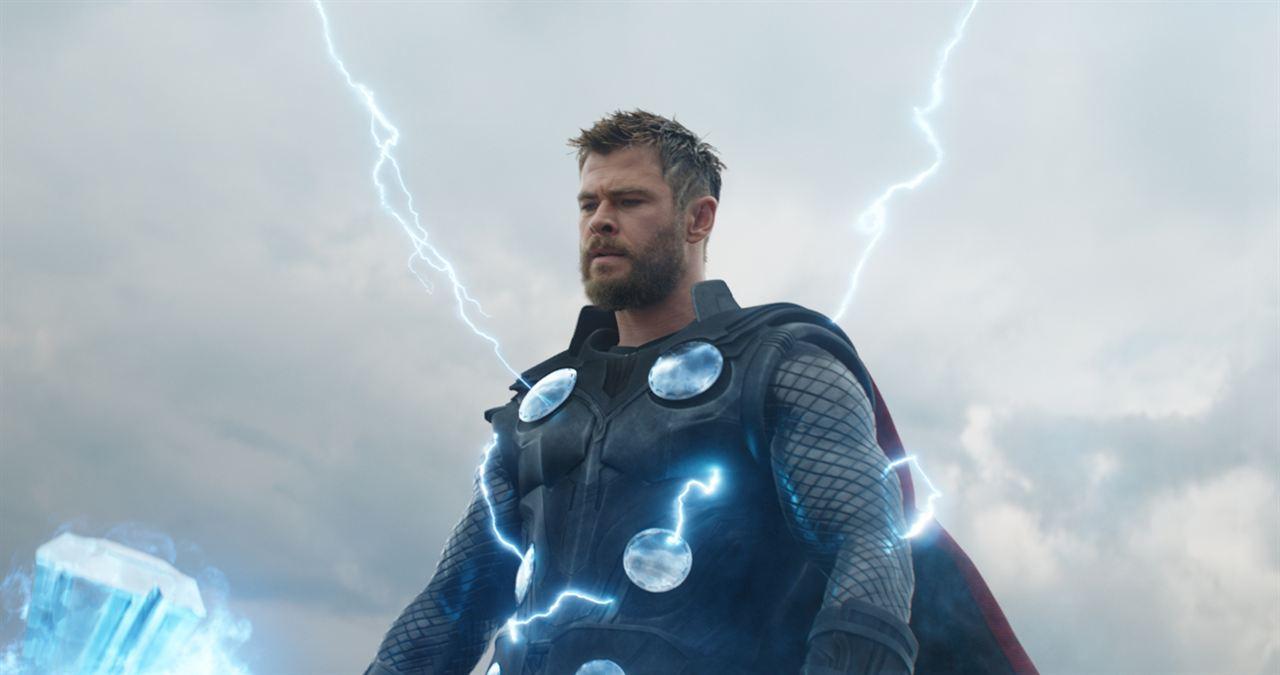 Avengers: Endgame : Fotograf Chris Hemsworth
