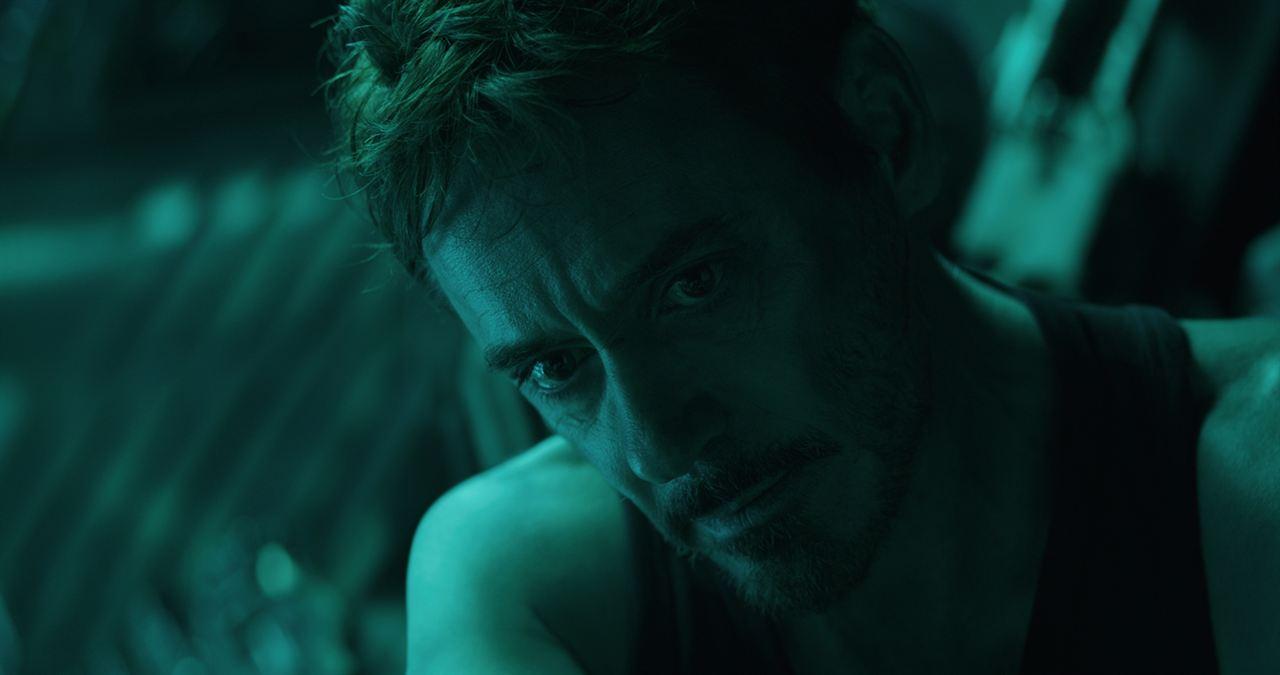 Avengers: Endgame: Robert Downey Jr.