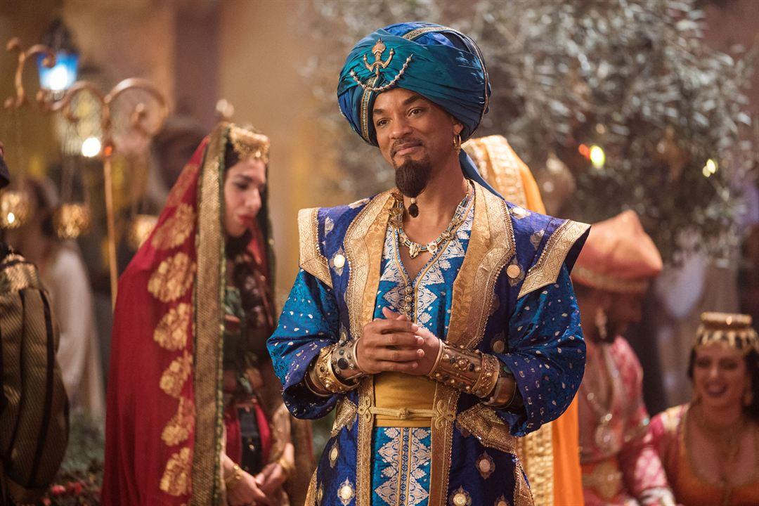Aladdin : Fotograf Will Smith