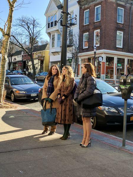 Fotograf Molly Shannon, Sarah Jessica Parker, Talia Balsam