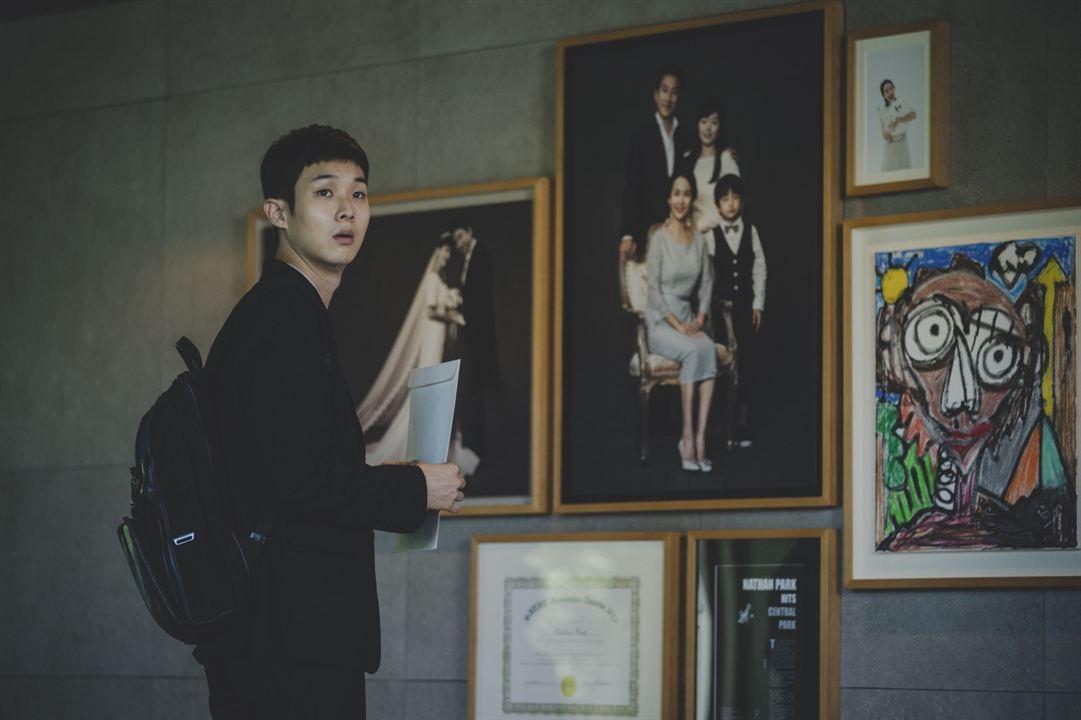 Parazit : Fotograf Woo-sik Choi