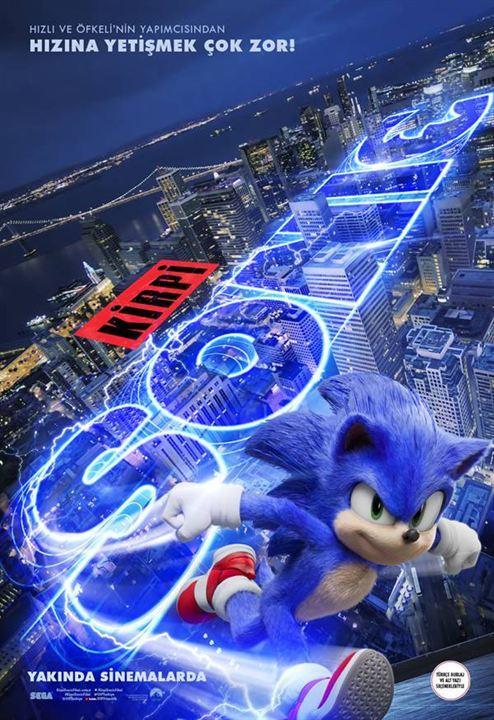 Kirpi Sonic : Afis