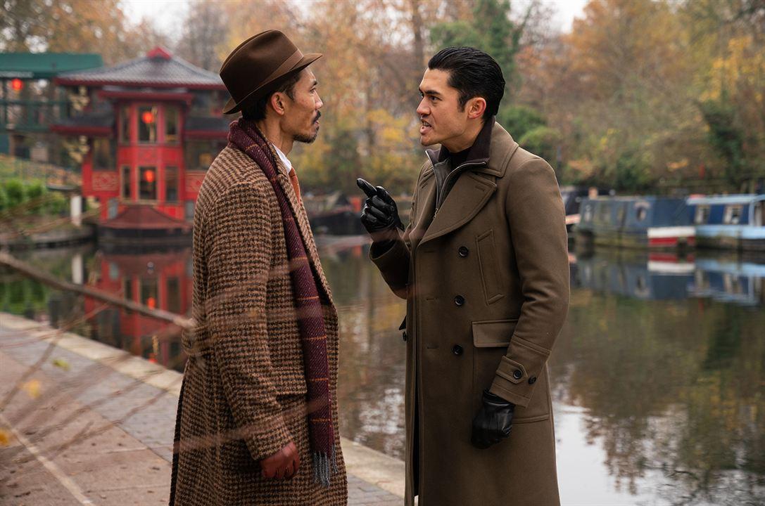 The Gentlemen : Fotograf Henry Golding, Tom Wu