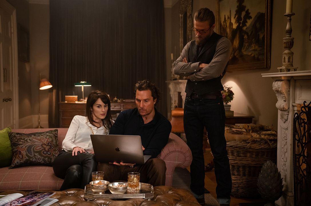 The Gentlemen : Fotograf Charlie Hunnam, Matthew McConaughey, Michelle Dockery