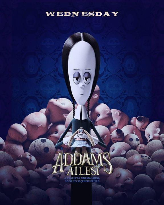 Addams Ailesi : Afis