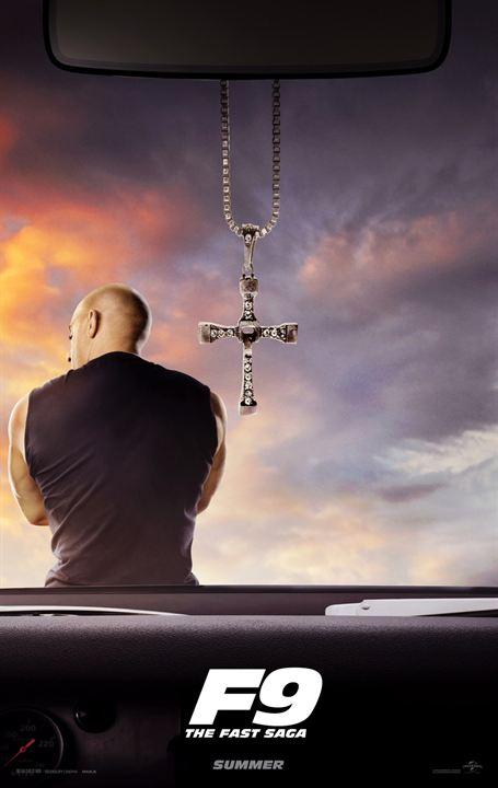 Hizli ve Öfkeli 9 : Afis
