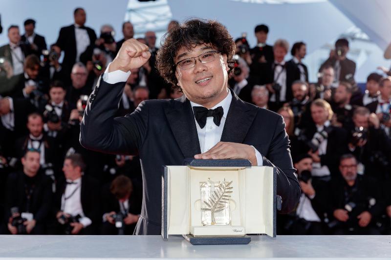 Parazit : Vignette (magazine) Bong Joon Ho
