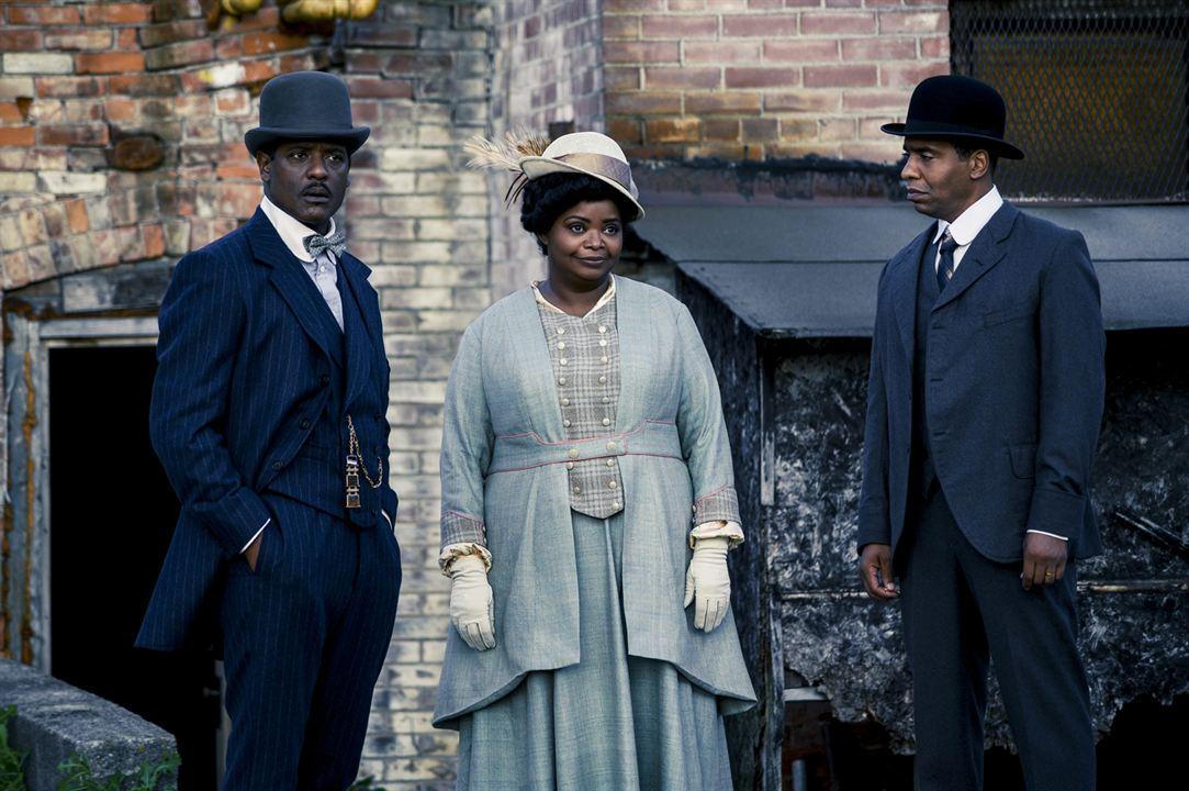 Fotograf Blair Underwood, Kevin Carroll, Octavia Spencer