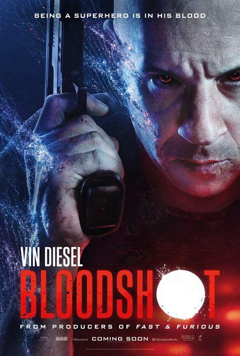Bloodshot: Durdurulamaz Güç : Afis