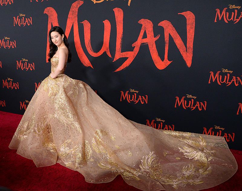 Mulan : Vignette (magazine) Liu Yifei