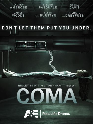 Coma (2012) : Afis