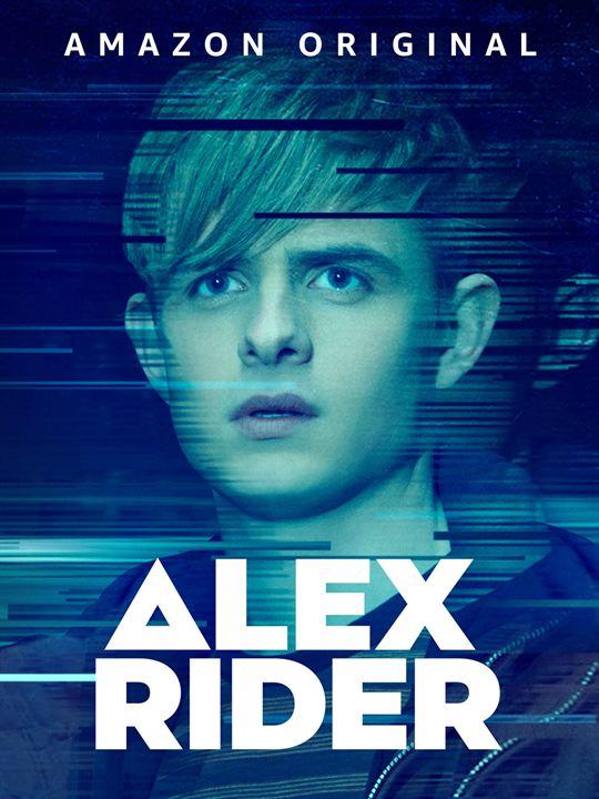 Alex Rider : Afis
