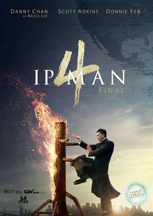 Ip Man 4: Final : Afis