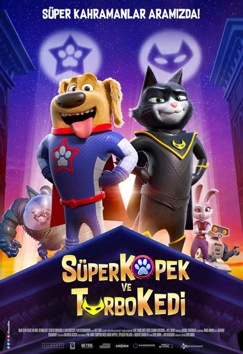 Süper Köpek ve Turbo Kedi