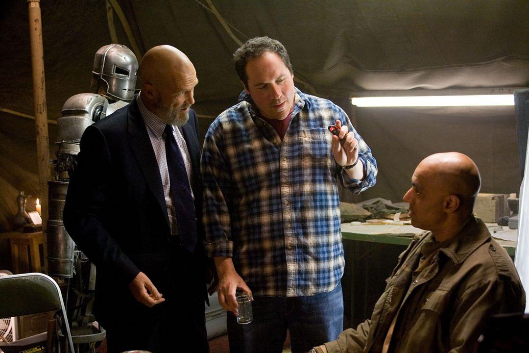 Iron Man : Fotograf Jeff Bridges, Jon Favreau