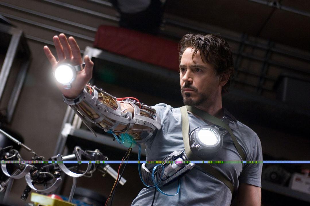 Iron Man : Fotograf Robert Downey Jr.