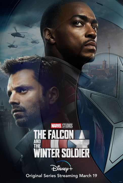 The Falcon and the Winter Soldier : Afis