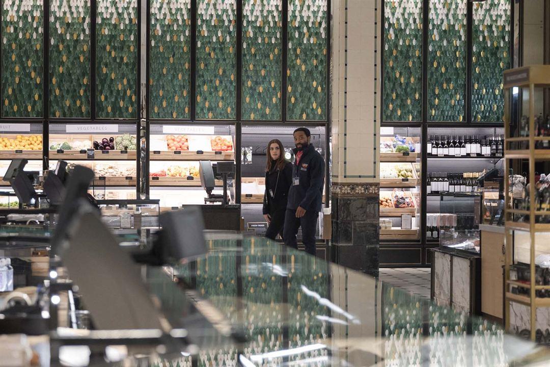 Locked Down : Fotograf Anne Hathaway, Chiwetel Ejiofor