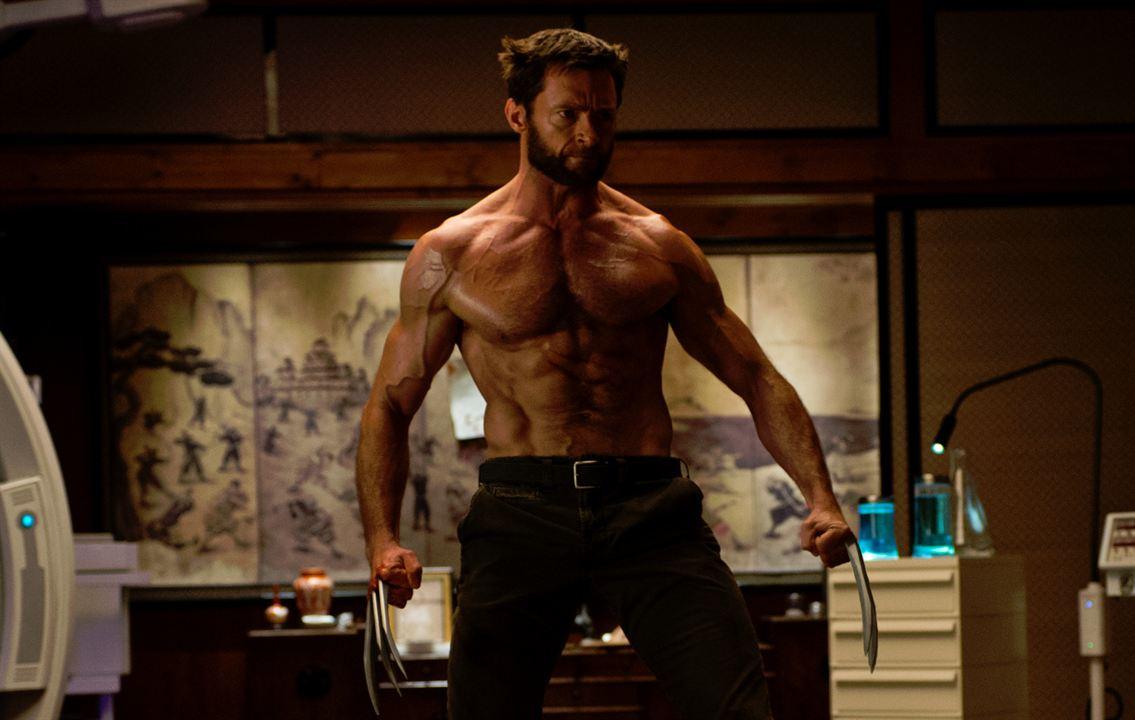 Wolverine : Fotograf Hugh Jackman