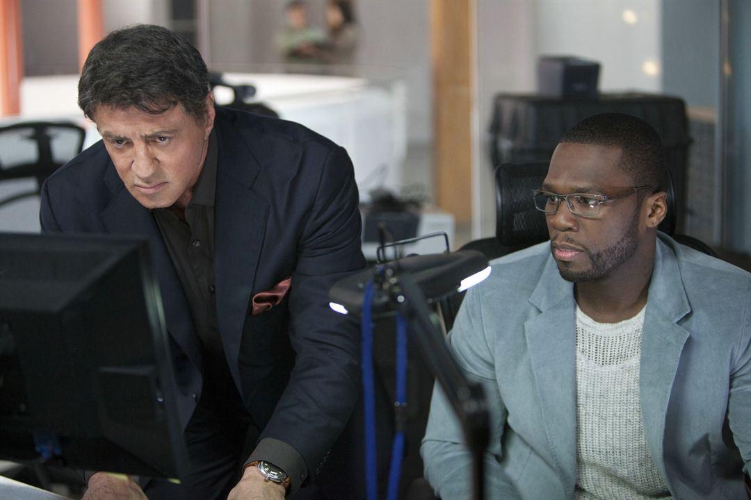 Kaçis Plani : Fotograf Curtis '50 Cent' Jackson, Sylvester Stallone
