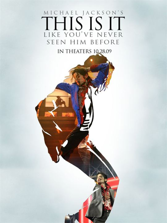 Michael Jackson's This Is It : Afis