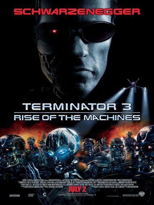 Terminatör 3: Makinelerin Yükselisi : Afis