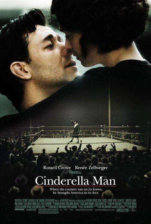 Cinderella Man : Afis
