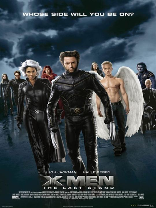 X-Men: Son Direnis : Afis
