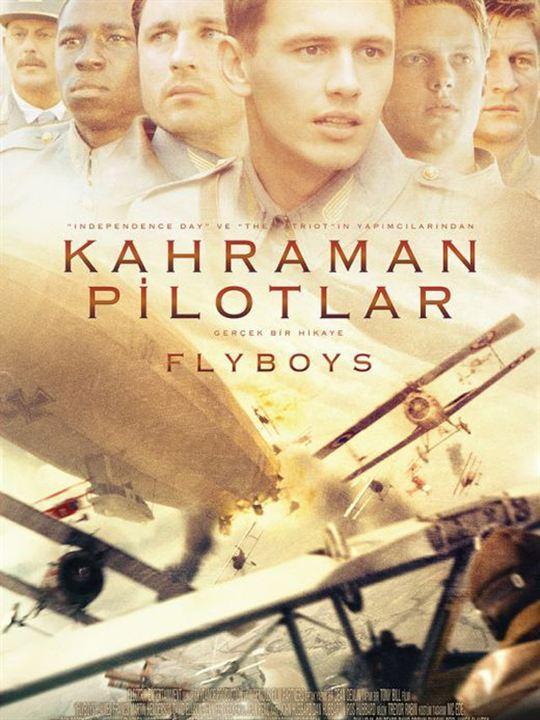 Kahraman Pilotlar : Afis