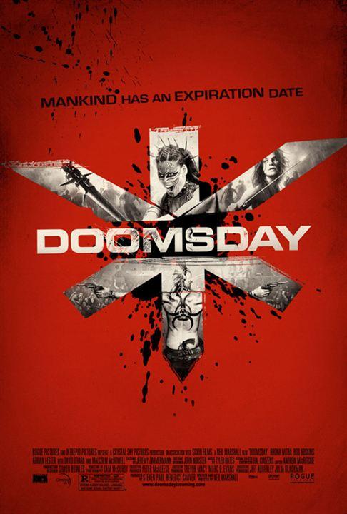 Doomsday : Afis