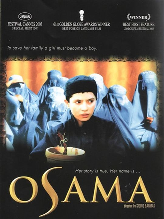 Osama : Afis