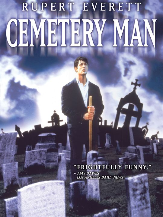 Cemetery Man : Afis