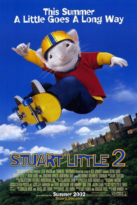 Stuart Little 2 : Afis